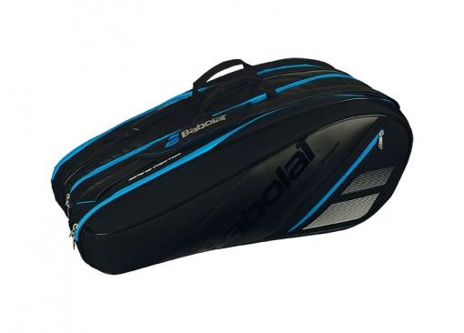 Tenisový bag Babolat Team Line x12 modrý 751155
