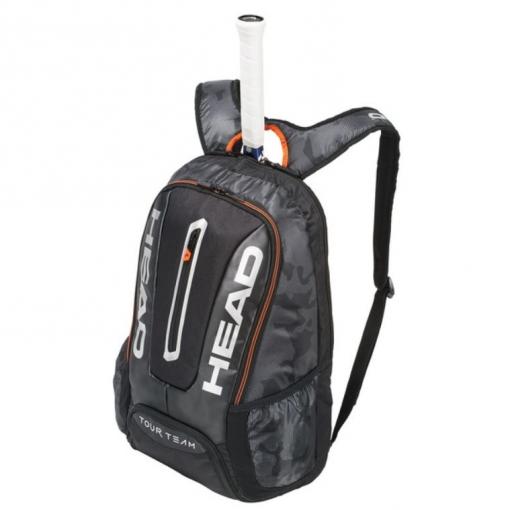 Tenisový batoh Head Tour Team Backpack 2018 černý