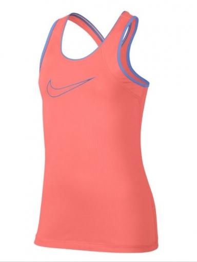 Dívčí tričko / top Nike Pro Tank 890227-827 růžové