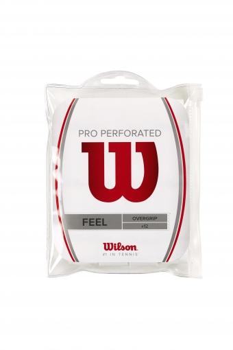 Vrchní omotávka Wilson Pro Overgrip perforated 12 ks