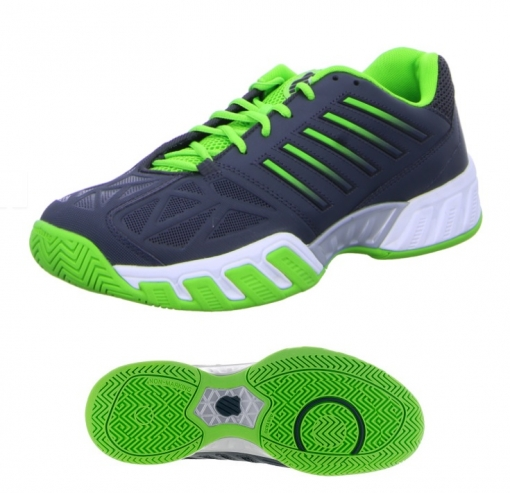 Tenisová obuv K-Swiss BIGSHOT LIGHT 3 05366-082 zelená