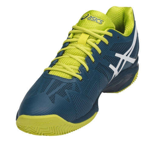 ... Tenisová obuv Asics Gel Solution Speed 3 Clay E601N-4501 modrá ... d62ada8809