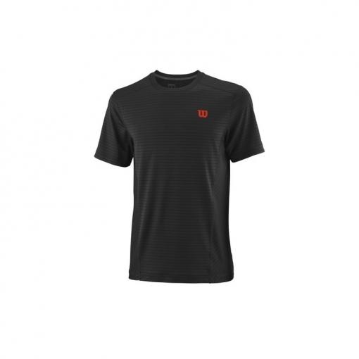 Tenisové tričko Wilson UW II Linear Crew WRA765004