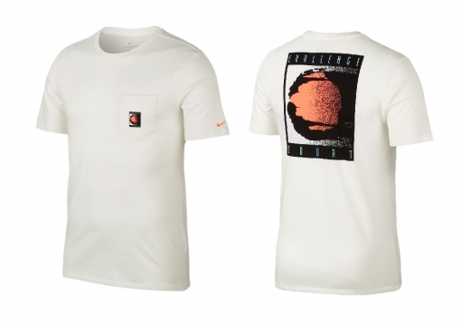Tenisové tričko Nike Court Challenge T-Shirt AO7372-133 bílé