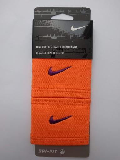 Potítko Nike Dri-Fit Stealth oranžová