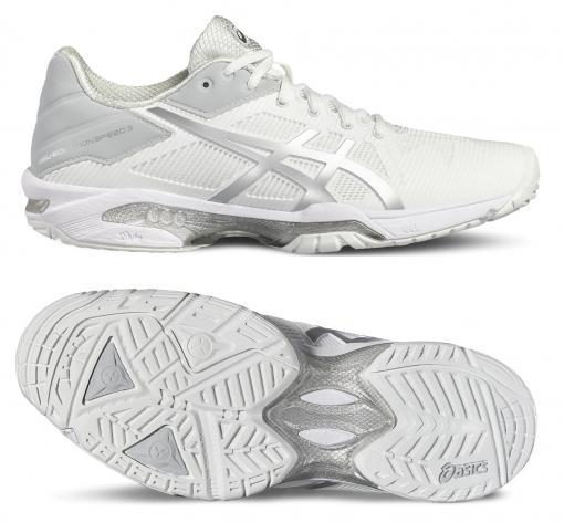 Dámská tenisová obuv Asics Gel Solution Speed 3 E650N-0193