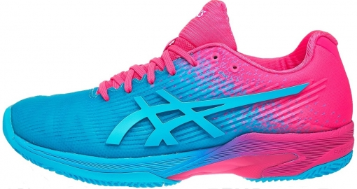 ... Dámská tenisová obuv Asics Solution Speed FF Clay L.E ... dd5bc1dbf5