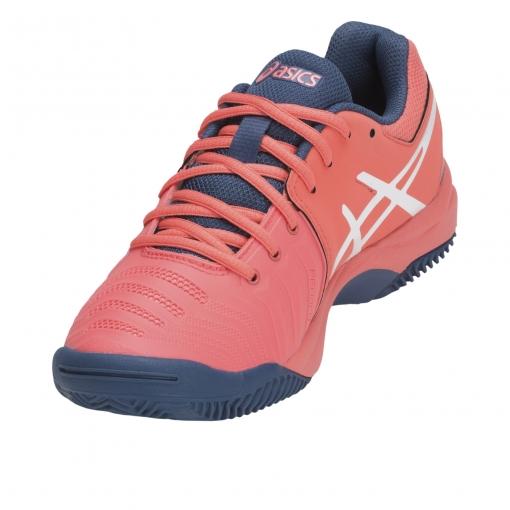 ... Dětská tenisová obuv Asics Gel Resolution 7 Clay GS C800Y-701 ... f80e4a715e