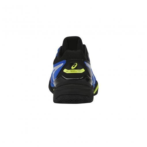 fc882dd9ffe ... Pánská tenisová obuv Asics Gel Resolution 7 Clay E702Y-407 modré ...