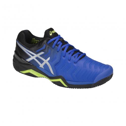 2cd7e8af6ed ... Pánská tenisová obuv Asics Gel Resolution 7 Clay E702Y-407 modré