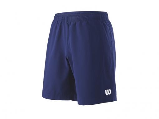 Tenisové kraťasy Wilson Team 8 Short WRA765503 modré