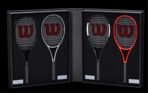 Set Roger Federer MINI Racket Kit