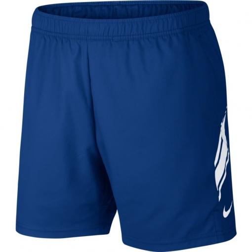 Tennis Kurzehose Nike Court Dry 7´´ 939273-438 blau