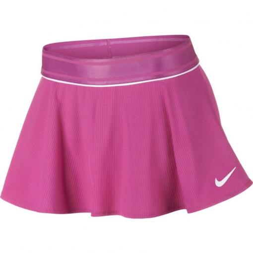 Dívčí tenisová sukně Nike Court DriFit Skirt AR2349-623 růžová