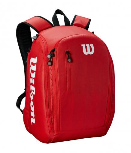 Tenisový batoh Wilson Tour Backpack červený