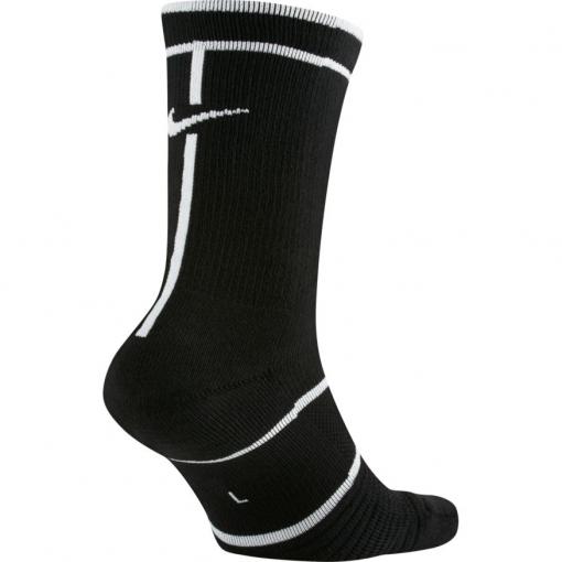 ... Tenisové ponožky NikeCourt Essentials Crew Tennis Socks SX6913-014 černé ad89844c55