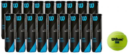 Tenisové míče WILSON TOUR PREMIER ALL COURT / 72 ks - karton