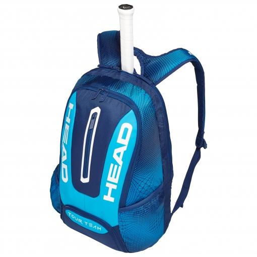 Tenisový batoh Head Tour Team Backpack 2019 modrý