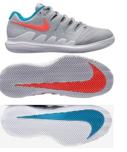 Tenisová obuv Nike Air Zoom Vapor X Clay AA8025-064-antuková