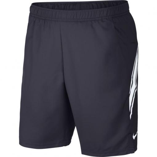 Tenisové kraťasy Nike Court Dry 9´´ 939265-015 šedé