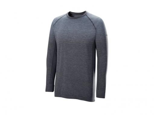 Tennis Langarmiges T-Shirt Wilson F2 Longsleeve T-Shirt wra774702