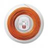 Tenisový výplet Wilson Revolve neonově oranžový 200 m