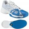 tenisová obuv Wilson Rush Pro CC M modro-bílé