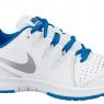 tenisová obuv Nike Vapor Court GS bílo-modrá 2015 (633307-103)