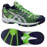dětská tenisová obuv Asics Gel Solution SPEED 2 GS modro / zelená