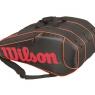 Tennisbag Wilson Burn Team 12 PK