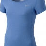 Dívčí tričko Nike Contour 803722-486 modré