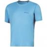 Tenisové tričko Babolat Crew Neck Perf 2MS16011-106 modré