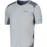 Tenisové tričko Babolat V-Neck Perf 2MS16012-107 šedé