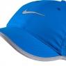 dámská kšiltovka Nike Run Knit Mesh Cap 810138-406 modrá