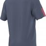 Tenisové tričko Adidas Barricade Tee AP4771 šedé