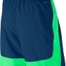 Tenisové kraťasy Nike Flex Short Woven 7´´ 833271-429 modro-zelené