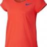 Dívčí tričko Nike Dry 830545-852 červené