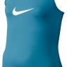 Dívčí tričko / top Nike Pro Cool Tank 727974-478 modrý