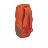 Tenisový bag Wilson Burn Vancouver 9 Pack oranžový