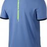 Dětské tenisové tričko Nike Advantage RF 904213-487 modré