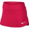 Dívčí tenisová sukně Nike Tennis Skirt 832333-653 červená