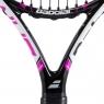 Junior Tennisschläger Babolat PURE DRIVE JR 25 pink