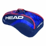 Tennistasche Head Radical 9R Supercombi 2018