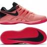 Dětská antuková obuv Nike Air Zoom Vapor X Clay AA8021-660 lava - black