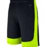 Dětské kraťasy Nike Dry Training Short 803966-011 černo-žluté