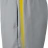 Tenisové kraťasy Nike Court Dry Short 7´´ 830817-092 šedé se žlutou