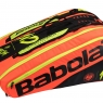 Tenisový bag Babolat Pure Racket holder X12 Decima French Open