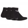 Juniorské tenisove ponožky Nike DriFit černé SX6844-010