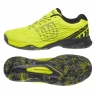 Tenisová obuv Wilson Kaos Clay Safety WRS323400 neonově žlutá