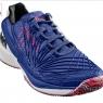 Pánská tenisová obuv Wilson Kaos 2.0 WRS323830 modrá